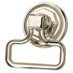 699261-pn Brizo Polished Nickel Rook Drawer Knob