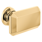 699276-pg Brizo Polished Gold Invari Drawer Knob
