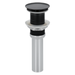 72172-rb Delta Venetian Bronze Push Pop-up Less Overflow CAT160P,034449588225,34449588225,