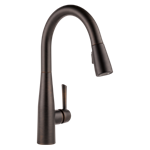 9113-rb-dst Delta Venetian Bronze Essa Single Handle Pull-down Kitchen Faucet CAT160,9113-RB-DST,034449787062,9113RBDST,MFGR VENDOR: DELTA,PRCH VENDOR: DELTA,34449787062
