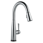 9113t-ar-dst Delta Arctic Stainless Essa Single Handle Pull-down Kitchen Faucet With Touch2o Technology CAT160FOC,9113T-AR-DST,034449787086,9113TARDST,MFGR VENDOR: DELTA,PRCH VENDOR: DELTA,MFGR VENDOR: DELTA,PRCH VENDOR: BEST,34449787086