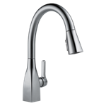 9183-ar-dst Delta Arctic Stainless Mateo Single Handle Pull-down Kitchen Faucet With Shieldspray Technology CAT160FOC,9183-AR-DST,034449802963,9183ARDST,MFGR VENDOR: DEL;TA,PRCH VENDOR: DELTA,MFGR VENDOR: DELTA,PRCH VENDOR: DELTA,34449802963