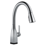 9183t-ar-dst Delta Arctic Stainless Mateo Single Handle Pull-down Kitchen Faucet With Touch2o And Shieldspray Technologies CAT160FOC,9183T-AR-DST,034449802901,9183TARDST,34449802901