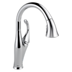 9192-dst Delta Chrome Addison Single Handle Pull-down Kitchen Faucet With Shieldspray Technology