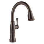 9197-rb-dst Delta Venetian Bronze Cassidy Single Handle Pull-down Kitchen Faucet With Shieldspray Technology CAT160FOC,9197-RB-DST,MFGR VENDOR: DELTA,PRCH VENDOR: DELTA,9197RBDST,34449692694,034449692694,