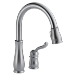 978-ar-dst Delta Arctic Stainless Leland Single Handle Pull-down Kitchen Faucet CAT160,978-AR-DST,034449699679,978ARDST,978SSDST,978-SS-DST,34449699679
