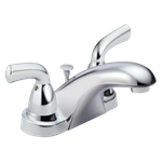 B2510lf Delta Chrome Foundations Two Handle Centerset Bathroom Faucet CAT160F,034449624411,DELTA GREEN PRODUCTS,green,LEAD FREE,10034449624418,34449624411,