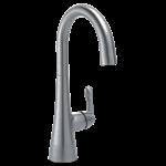 1953lf-ar Delta Arctic Stainless Single Handle Bar Faucet CAT160FOC,1953LF-AR,034449759755,MFGR VENDOR: DELTA,PRCH VENDOR: DELTA,34449759755