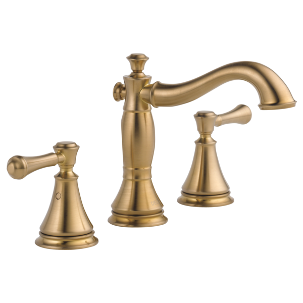 Delta Bathroom Faucets.Delta Faucet Company 3597lf Czmpu Delta Champagne Bronze Cassidy
