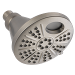 52646-ss-pk Delta Temp2o 2 Gpm 6 Function Brilliance Stainless Showerhead CAT160S,52646-SS-PK,034449727952,34449727952,34449833073