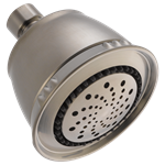 52678-ss-pk Delta Premium 2.5 Gpm 5 Function Brilliance Stainless Showerhead CAT160S,52678-SS-PK,0034449669757,034449669757,34449669757,34449833073