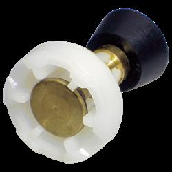 Rp63136mbs Chrome Lf Delta Diverter Assembly - Kitchen CAT160P,RP63136MBS,034449635653,34449635653,