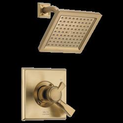 T17251-cz Champagne Bronze Delta Dryden Monitor(r) 17 Series Shower Trim CAT160FOC,T17251-CZ,T17251-CZ,T17251-CZ,034449661379,34449661379,