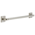 41924-ss Stainless Delta Bath Safety Angular Modern Grab Bar - 24 CAT160FOC,41924-SS,034449715683,MFGR VENDOR: DELTA,PRCH VENDOR: DELTA,34449715683
