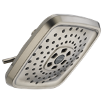 52690-ss Delta: Showerhead Stainless CAT160S,52690-SS,034449763523,34449763523,34449833073