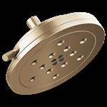 87435-gl Brizo Litze 1.75 Gpm Luxe Gold 4 Function Raincan Showerhead W/ H2okinetic Technology CAT160BR,87435GL,MFGR VENDOR: BRIZO,PRCH VENDOR: BRIZO,34449827317,034449827317