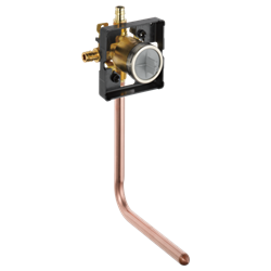 R10000-pft-mf Delta Multichoice Universal Tub/shower Rough Prefab Pex Cold Expansion CAT160,R10000-PFT-MF,34449852920,R10000