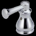 H269 Delta Chrome Orleans Metal Lever Handle Set - Kitchen Or Bathroom CAT160HA,H269,34449506861,10034449506868,034449506861,