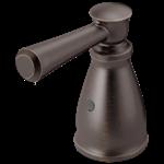 H293rb Venetian Bronze Delta Linden Lavatory Traditional Lever Handles - Qty 2 CATD160H,CATD160H,055870219861,
