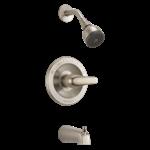 Ptt188753-bn Peerless Brushed Nickel Core Tub And Shower Trim Kit CAT160PE,PTT188753-BN,034449716819,PTT188753BN,MFGR VENDOR: DELTA,PRCH VENDOR: DELTA,34449716819,