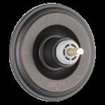 T11897-rblhp Delta Venetian Bronze Cassidy 3-setting 2-port Diverter Trim - Less Handle CAT160FOC,T11897-RBLHP,034449684859,T11897RBLHP,T11897RB,34449684859,