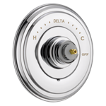 T14097-lhp Delta Chrome Cassidy Monitor 14 Series Valve Only Trim - Less Handle CAT160FOC,T14097-LHP,034449684156,T14097LHP,34449684156,