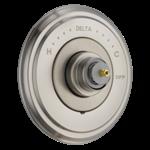 T14097-sslhp Delta Stainless Cassidy Monitor 14 Series Valve Only Trim - Less Handle CAT160FOC,T14097-SSLHP,034449684163,T14097SSLHP,34449684163,