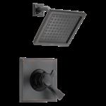 T17251-rb Delta Venetian Bronze Dryden Monitor 17 Series Shower Trim CAT160FOC,T17251-RB,034449582445,T17251RB,34449582445,