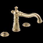 T2755-czlhp Delta Champagne Bronze Victorian Roman Tub Trim - Less Handles