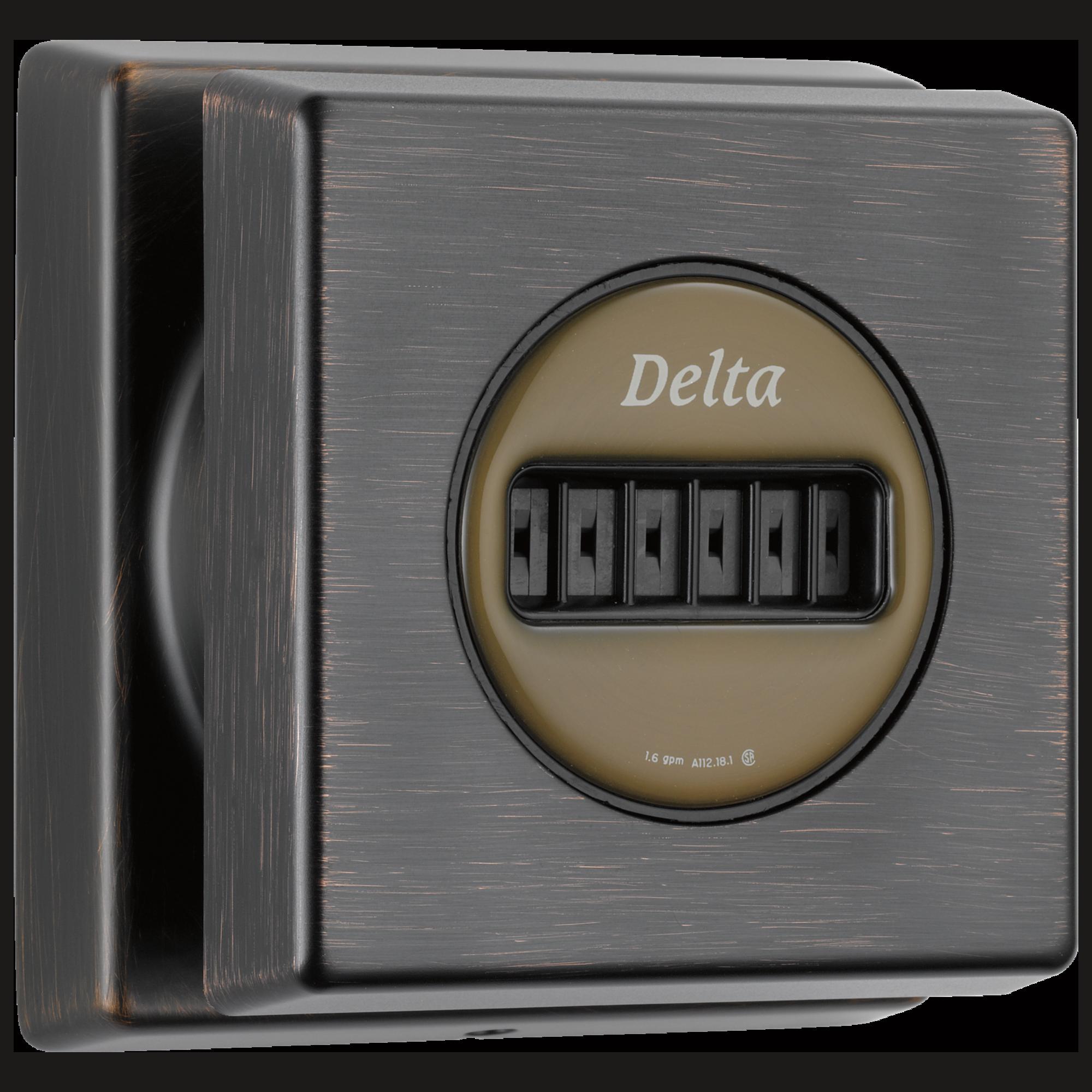 Delta Faucet Company Delta Venetian Bronze H2okinetic Body Spray Trim