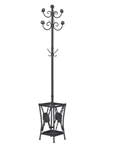 137-025 Sterling Coat Stand