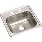 D-11515-1 Ss Bar Sink 15x15x61/8 1h Dayton