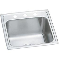 Dlr1919103 Elkay Lustertone Lustertone 3 Hole Laundry Faucet CAT140C,ELKDLR1919103,DLR1919103,DLR,DLR1919,099269245,NNNN:DLR1919103,94902006826