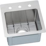 Ectsr15159bg2 Ss 18ga 15x15x9 Sngl Bwl Kitchen Sink
