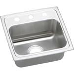 Lradq1716403 D-w-o Elkay 18 Gauge Stainless Steel 17in X 16in X 4in Single Bowl Top Mount Kitchen Sink CATO140I,LRADQ1716403,94902596761,MFGR VENDOR: ELKAY,PRCH VENDOR: ELKAY,