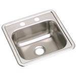 K-11515-2 Ss Bar Sink 15x15x51/8 2h Kinsford