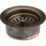 Lkd35ac Elkay Antique Copper 3-1/2 In Drain Disposal Flange