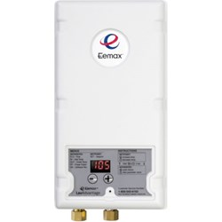 9.5 Kw 240 Volts 1 Ph Eemax Lavadvantage Electric Tankless Commercial Water Heater CAT315,MFGR VENDOR: EEMAX,PRCH VENDOR: 85579,