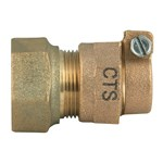 C104-23-nl 5/8 X 3/4 Coupling Female Coupling/cts Pj