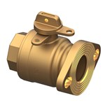 Bf13-777w-nl 2 In Flanged Ball Valve CAT641NL,BF13777WNL,