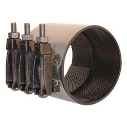 Fibc-663 Ford Meter 6 X 7-1/2 Ss Collar Leak Clamp CAT641C,01501709,FIBC663,CLCP,FIBCP,FIBC,LCP,LCC6,LC6,