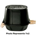 Yl241-233-nl 5/8 X 3/4 Shallow Yokebox CAT641MB,YL241-233-NL,FYB,MFGR VENDOR: 100747,