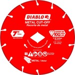 Diablo 7 Diamond Disc Mtl Cutting CAT500D,00008925138341,008925138341