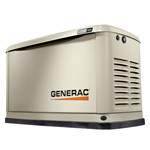 20/18 Kw Air-cooled Standby Generator With Wifi, Aluminum Enclosure