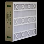 10x20x1 Poly Synthetic Filters CAT364,10X20X1,PTA10201,11255011020,31949152062,60444399914,