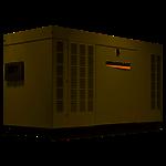 Rg04854anax Commercial Liquid Cooled 1800rpm Generator 48 Kw 5.4 120/240/1ph Ng Aluminum Enclosure CATGNC,696471616354,GENRG04854,GENRG04854