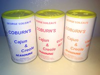 George Soileaus Extra Hot Cajun Creole Seasoning (1 Lb) Gl#1300 CATMISC,SEASONING,GEORGE,GS,GSS,GSR,