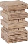 37130 Stepped Natural Wood Pedestal-sm