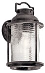 49570wzc Kichler Outdoor Wall 1 Light