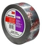 70008910849 3m 1-4/5 Black Acrylic Ul181b-fx Duct Tape CAT370V,
